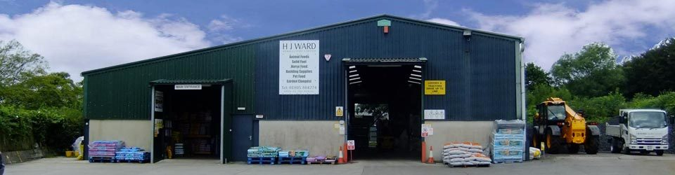 H J Ward agriculture limited