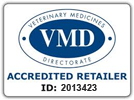 VMD accredited retailer